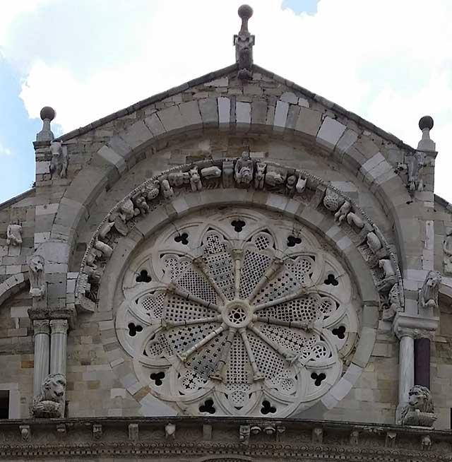 Cattedrale di Troia. Gioiello del Romanico in Puglia.