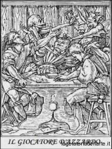Holbein - Giocatori e la morte