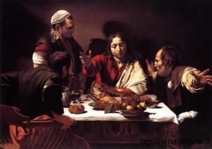 Prima cena in Emmaus