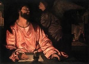 Savoldo Natività (Probabilmente Longhi intendeva questa copia della Pinacoteca Tosio Martinengo di Brescia))