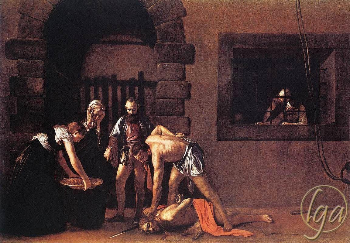 Caravaggio – Breve critica comparata ascoltando Berenson, Longhi e Sgarbi – Terza parte