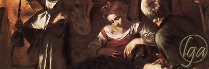 Ritorno (in copia) dell'Adorazione dei Pastori del Caravaggio a Palermo