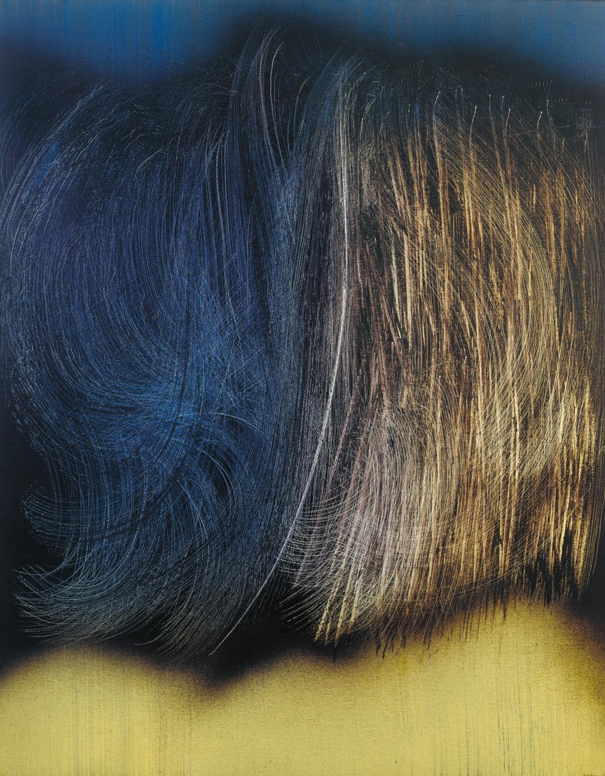 T1963-R6 1963 Hans Hartung 1904-1989 Purchased 1966 http://www.tate.org.uk/art/work/T00816
