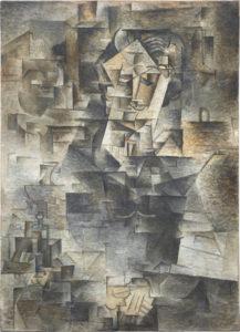 Daniel-Henry Kahnweiler (Ritratto fatto da Picasso 1910)
