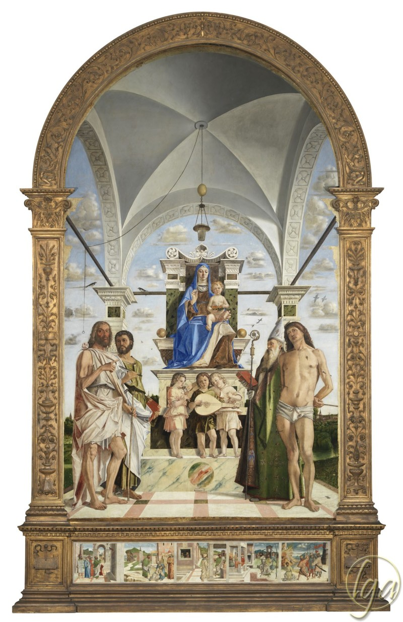 Bartolomeo Montagna in mostra a Palazzo Chiericati a Vicenza