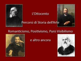 L'Ottocento – Percorsi di Storia dell'Arte