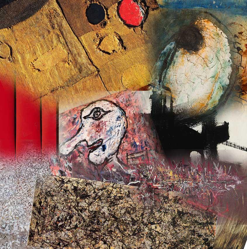 L'Arte nel secondo dopoguerra. Europa vs America, ovvero Informale contro Action Painting e Color Fields