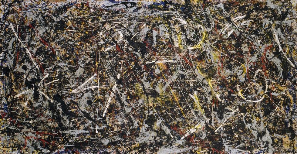 Alchimia (Alchemy), Jackson Pollock